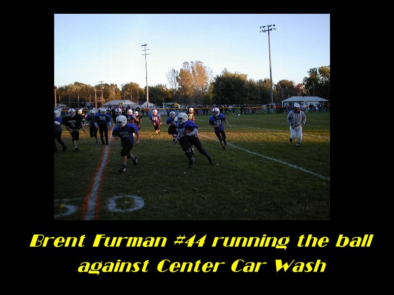Brent Furman #44